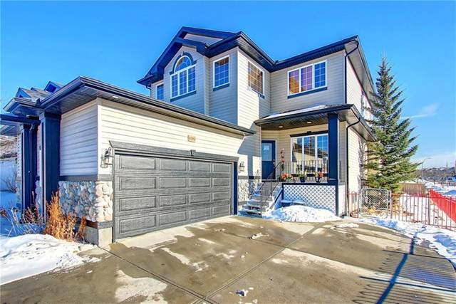 606 Rocky Ridge View NW, Calgary, AB T3G 5C2 (#A1044679) :: Canmore & Banff