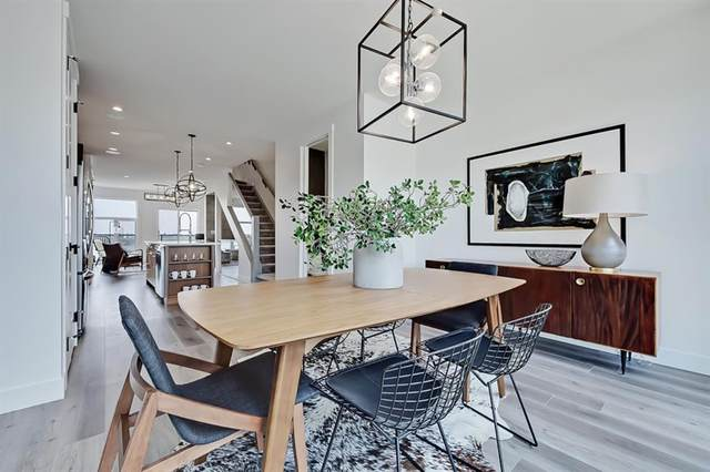 3808 Parkhill Place SW #2, Calgary, AB T2S 2W7 (#A1044682) :: Canmore & Banff