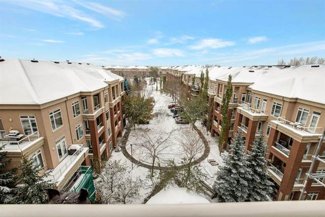 24 Hemlock Crescent SW #3604, Calgary, AB T3C 2Z1 (#A1044685) :: Canmore & Banff