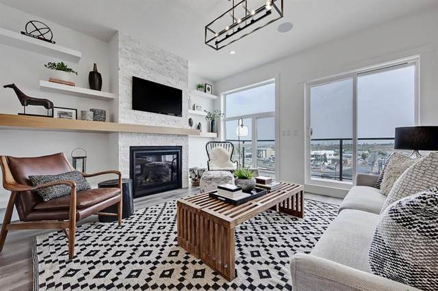 3810 Parkhill Place SW #2, Calgary, AB T2S 2W7 (#A1044694) :: Canmore & Banff
