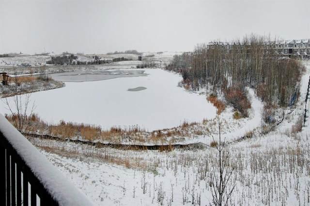 250 Fireside View #415, Cochrane, AB T4C 2M2 (#A1044702) :: Canmore & Banff
