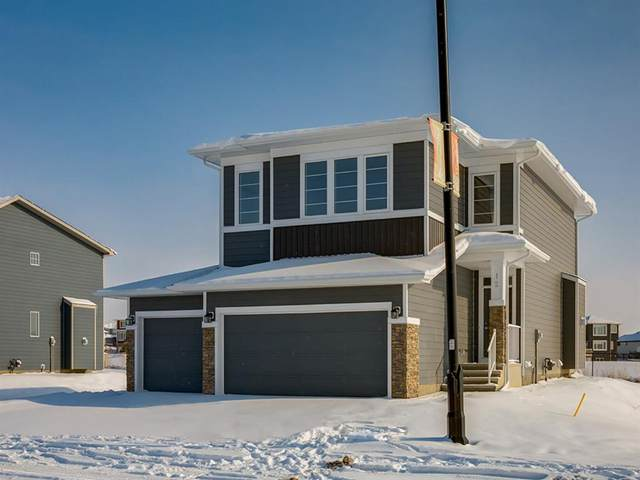 12 Ranchers Meadows, Okotoks, AB T1S 0P5 (#A1044724) :: Canmore & Banff