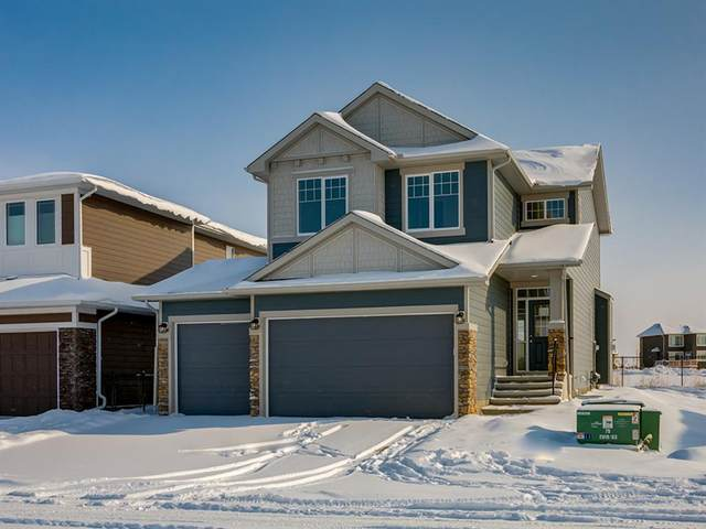 16 Ranchers Meadows, Okotoks, AB T1S 0P5 (#A1044725) :: Canmore & Banff