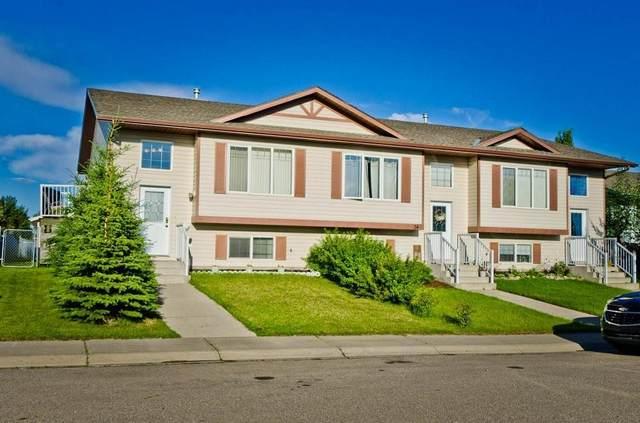 34A Westlake Glen, Strathmore, AB T1P 1X5 (#A1044731) :: Canmore & Banff