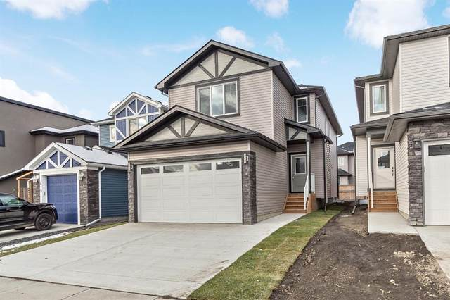 423 Bayview Way SW, Airdrie, AB T4B 4G1 (#A1044742) :: Canmore & Banff