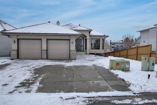 247 California Place NE, Calgary, AB T1Y 6S9 (#A1044752) :: Canmore & Banff