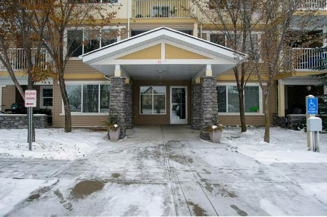 4 Kingsland Close SE #1103, Airdrie, AB T4A 0J3 (#A1044769) :: Canmore & Banff
