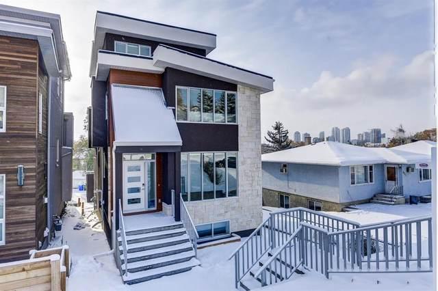 833 Bridge Crescent NE, Calgary, AB T2E 5B6 (#A1044798) :: Canmore & Banff
