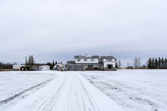 820034 Range Road 35, Rural Fairview No. 136, M.D. of, AB T0H 1L0 (#A1044799) :: Canmore & Banff