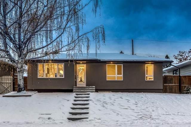 83 Havenhurst Crescent SW, Calgary, AB  (#A1044802) :: Canmore & Banff