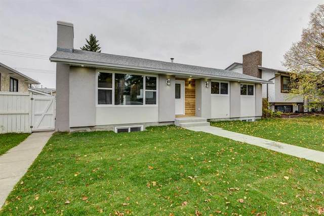 5727 Maidstone Crescent NE, Calgary, AB T2A 4C3. (#A1044828) :: Canmore & Banff