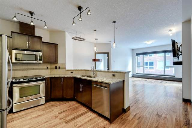 35 Inglewood Park SE #218, Calgary, AB T2G 1B5 (#A1044830) :: Canmore & Banff