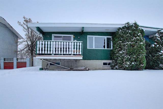 76 Pennsburg Way SE, Calgary, AB T2A 2J5 (#A1044834) :: Canmore & Banff