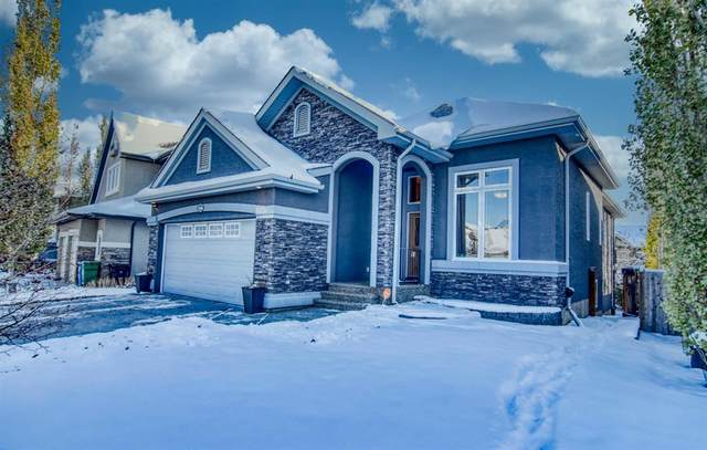 196 Cranarch Circle SE, Calgary, AB T3M 0S4 (#A1044860) :: Canmore & Banff