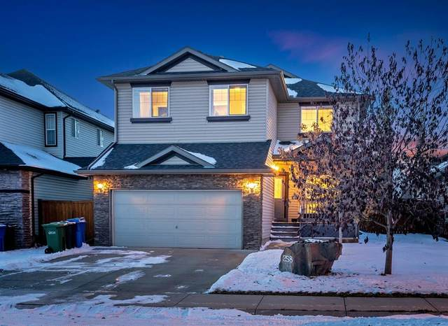 258 Westchester Boulevard, Chestermere, AB T1X 1S4 (#A1044863) :: Canmore & Banff