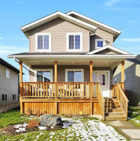 88 Oswald Close, Red Deer, AB T4P 0C2 (#A1044874) :: Canmore & Banff