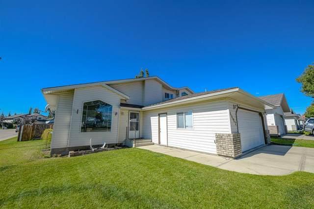 6402 98 Street, Grande Prairie, AB T8W 2M9 (#A1044882) :: Canmore & Banff