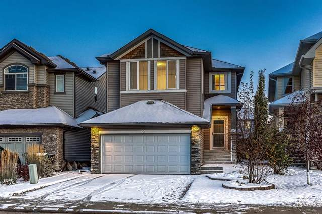9 Cranberry Avenue SE, Calgary, AB T3M 0L9 (#A1044888) :: Canmore & Banff