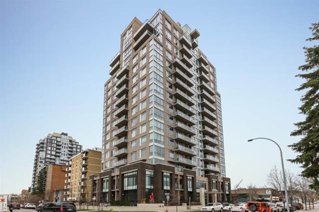 1500 7 Street SW #406, Calgary, AB T2P 1Z5 (#A1044903) :: Canmore & Banff