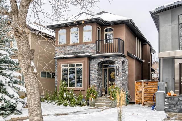 2044 49 Avenue SW, Calgary, AB T2Y 2V4 (#A1044953) :: Canmore & Banff