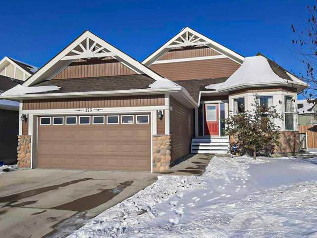 125 Bayside Court SW, Airdrie, AB T4B 0V3 (#A1044986) :: Canmore & Banff