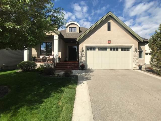 11 Elgin Estates Hill SE, Calgary, AB T2Z 4P9 (#A1044991) :: Canmore & Banff
