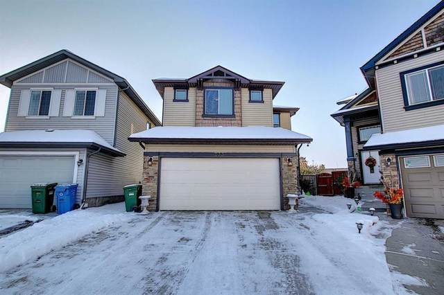 233 Chapalina Mews SE, Calgary, AB T2X 0A7 (#A1044998) :: Canmore & Banff