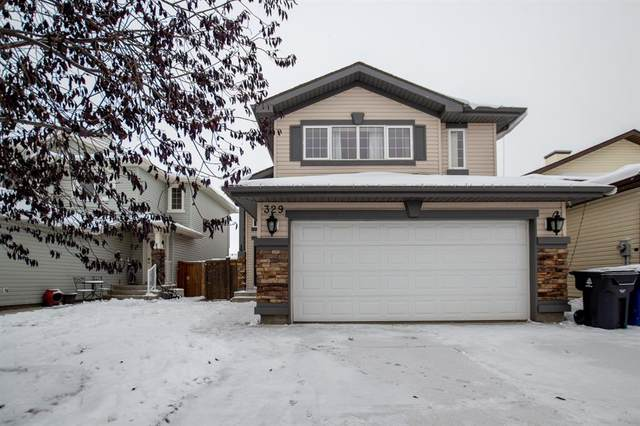 329 Grizzly Crescent N, Lethbridge, AB T1H 0E5 (#A1045030) :: Canmore & Banff