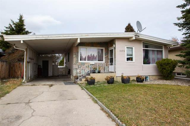 1173 Scenic Drive S, Lethbridge, AB T1K 1L0 (#A1045037) :: Calgary Homefinders