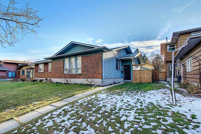 6735 Coach Hill Road SW, Calgary, AB T3H 1B7 (#A1045040) :: Calgary Homefinders
