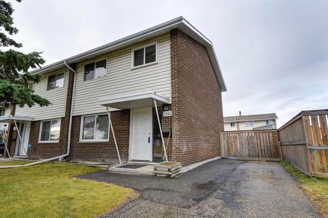 3907 39 Street #201, Red Deer, AB T4N 0M6 (#A1045059) :: Redline Real Estate Group Inc