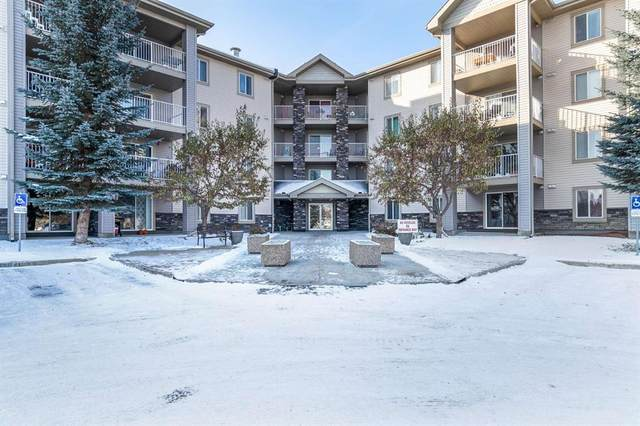 60 Lawford Avenue #214, Red Deer, AB T4R 3E9 (#A1045073) :: Western Elite Real Estate Group