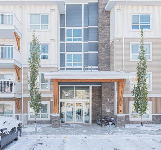 302 Skyview Ranch Drive #1106, Calgary, AB T3N 0P5 (#A1045080) :: Canmore & Banff