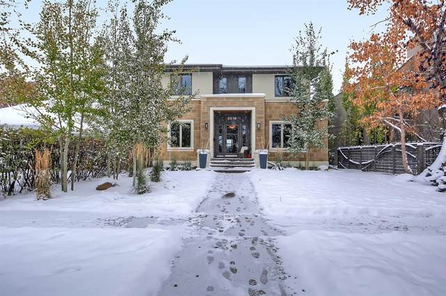 3018 3 Street SW, Calgary, AB T2S 1V1 (#A1045134) :: Canmore & Banff