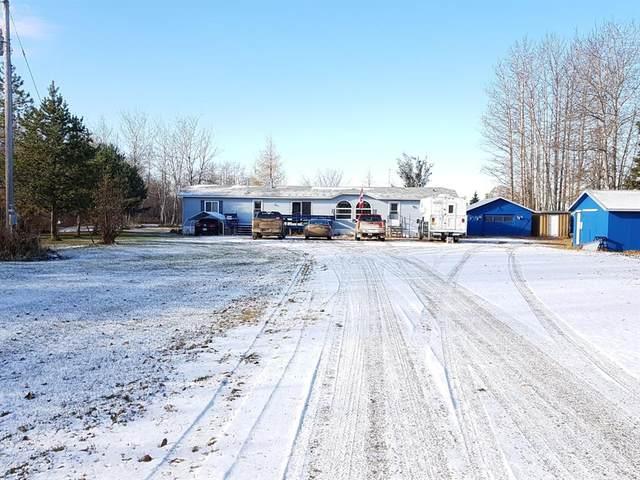 RR77426 HWY 750 W W, High Prairie, AB T0G 1E0 (#A1045147) :: Team Shillington | Re/Max Grande Prairie