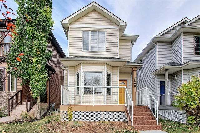 720 53 Avenue SW, Calgary, AB T2V 0C3 (#A1045150) :: The Cliff Stevenson Group