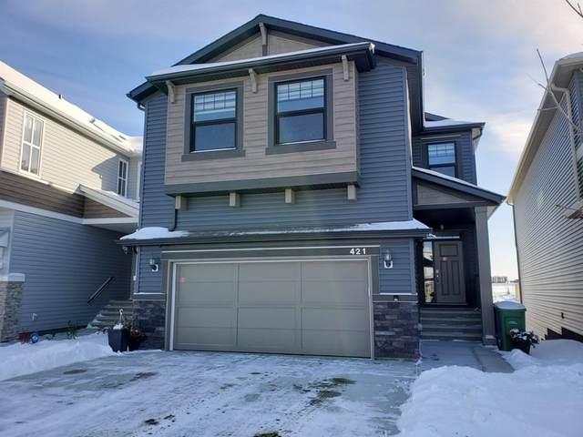421 Livingston View NE, Calgary, AB T3P 0Z6 (#A1045153) :: Calgary Homefinders
