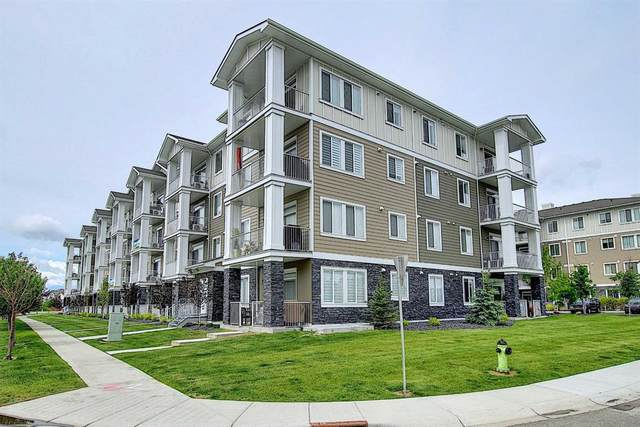 522 Cranford Drive SE #4303, Calgary, AB T3M 2L7 (#A1045205) :: Canmore & Banff