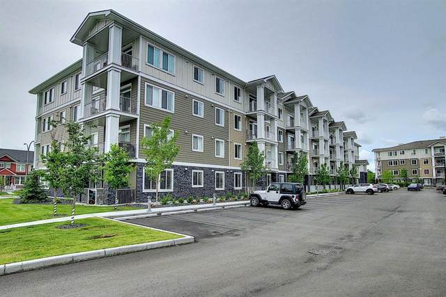 522 Cranford Drive SE #4407, Calgary, AB T2M 2L7 (#A1045221) :: Canmore & Banff