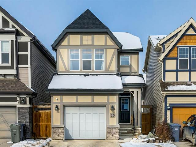 50 Chaparral Valley Common SE, Calgary, AB T2X 0M3 (#A1045223) :: Canmore & Banff