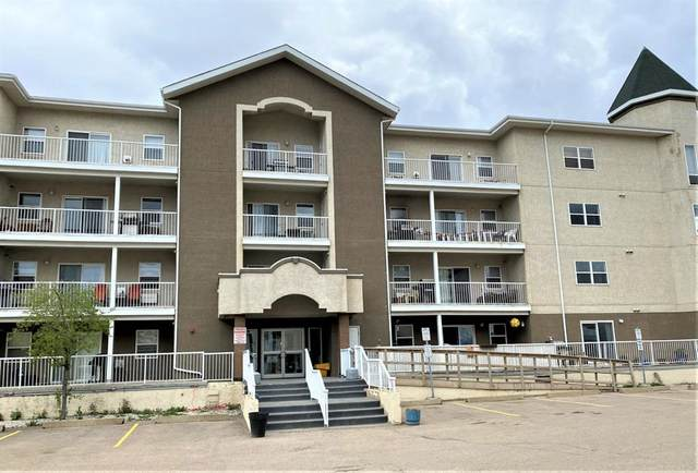 243 Gregoire Drive #201, Fort Mcmurray, AB T9H 4G7 (#A1045253) :: Canmore & Banff