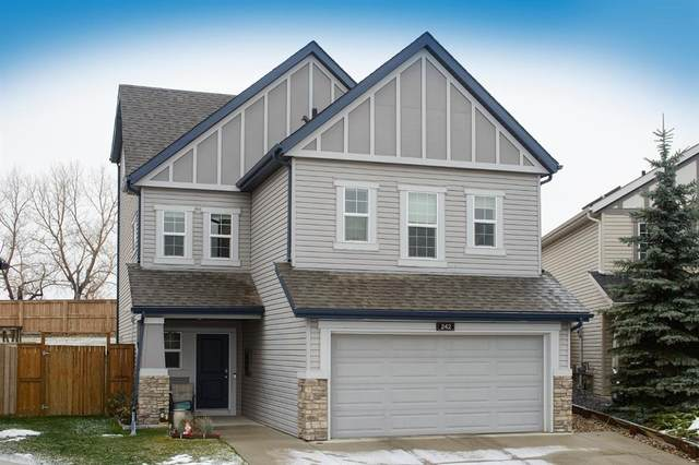 242 Reunion Gardens NW, Airdrie, AB T4B 0M4 (#A1045256) :: Canmore & Banff