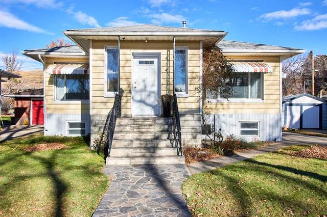 414 3 Street NW, Medicine Hat, AB T1A 6L3 (#A1045304) :: Canmore & Banff