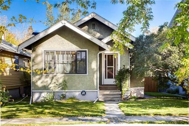 212 11 Avenue NE, Calgary, AB T2E 0Y8 (#A1045334) :: Canmore & Banff
