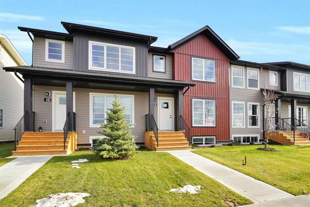 13 Iron Gate Boulevard, Sylvan Lake, AB T4S 0T6 (#A1045337) :: Calgary Homefinders