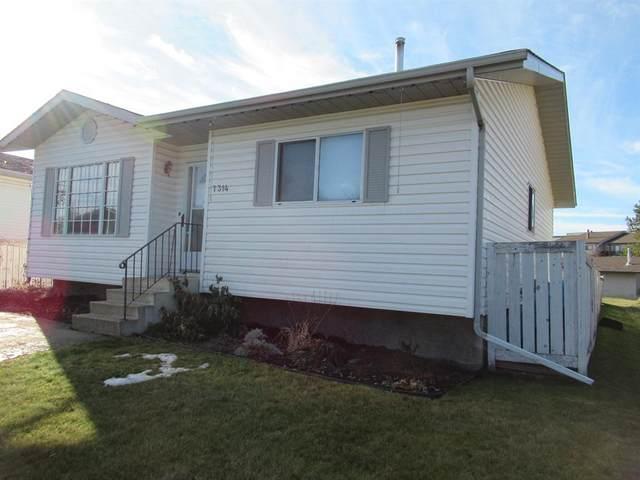 7314 93A Street, Grande Prairie, AB T8V 6H5 (#A1045342) :: Redline Real Estate Group Inc