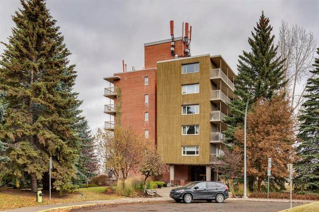 3204 Rideau Place SW #107, Calgary, AB T2S 1Z2 (#A1045357) :: Redline Real Estate Group Inc