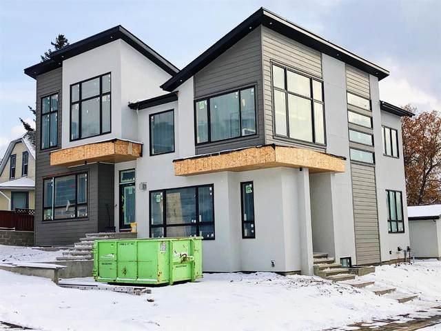 1221 2 Avenue NE, Calgary, AB T2E 4P8 (#A1045362) :: Canmore & Banff