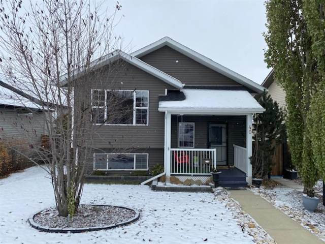 40 Taylor Drive N, Lacombe, AB T4L 2N9 (#A1045384) :: The Cliff Stevenson Group