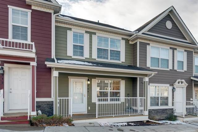 208 Cascades Pass, Chestermere, AB T1X 0K8 (#A1045425) :: Canmore & Banff